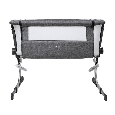 Baby Delight Beside Me Dreamer Bassinet & Bedside Sleeper - Charcoal