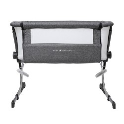 Beside Me Dreamer Bassinet & Bedside Sleeper - Gray