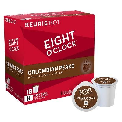 Coffee Pods: Eight O'Clock