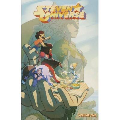 Steven Universe Vol. 1 - by  Jeremy Sorese (Paperback)