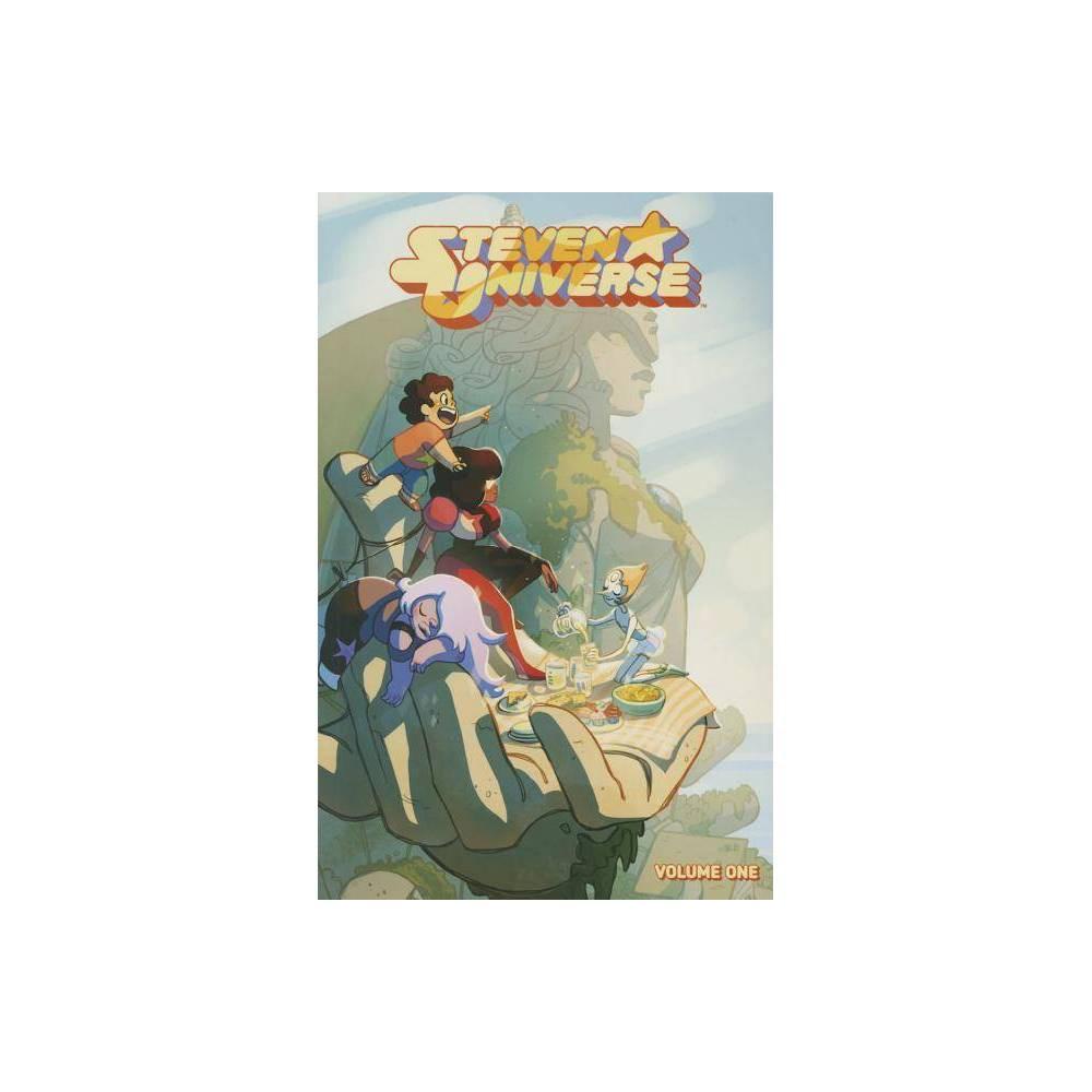 Steven Universe Vol 1 By Jeremy Sorese Paperback