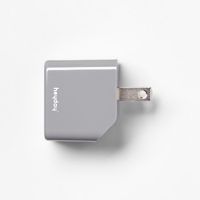 heyday™ USB Wall Charger - Wild Dove