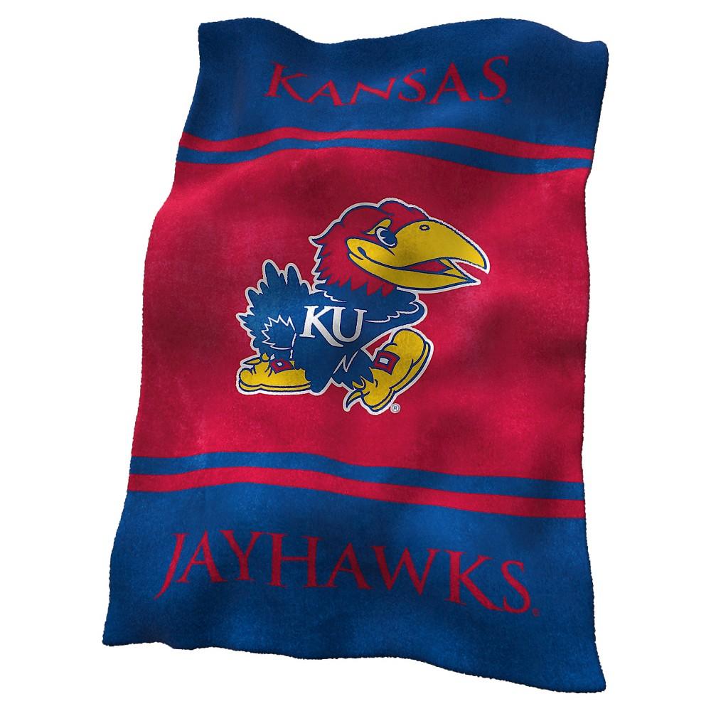Kansas Jayhawks Ultrasoft Throw Blanket