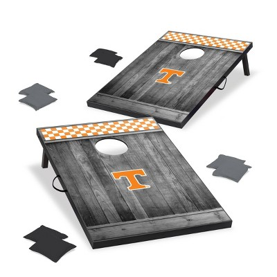 NCAA Tennessee Volunteers 2' x 3' Cornhole Bag Toss Game Set