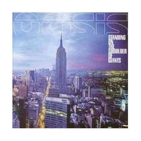 Oasis - Standing On The Shoulder Of Giants (CD) - image 1 of 1
