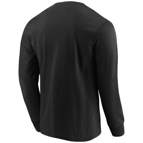 NFL Green Bay Packers Men s Point Of Attack Black Long Sleeve T-Shirt    Target 9f1087da3