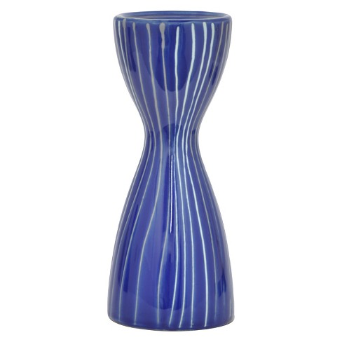 "Ceramic Candle Holder 12"" - Three Hands® - image 1 of 1"