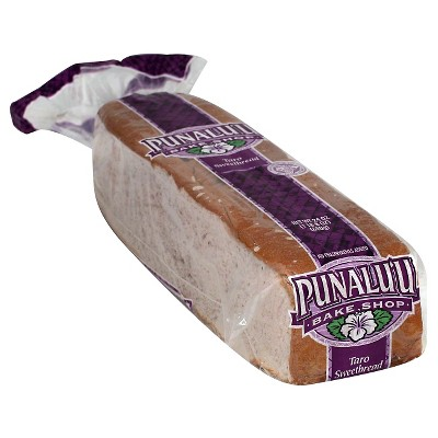Punalu'u Bake Shop Taro Sweetbread - 24oz