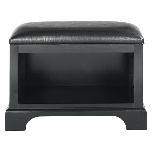Bedford Bench - Satin Black - Home Styles - image 1 of 3