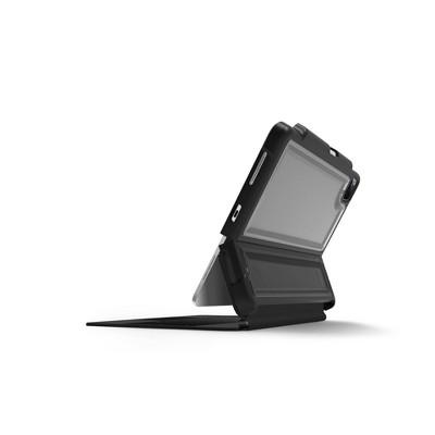 "STM Dux Shell Magic Folio Keyboard for iPad Pro 12.9"" 4th Gen/12.9"" 3rd Gen - Black"
