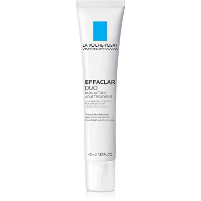 La Roche Posay Effaclar Duo Dual Action Acne Treatment - 1.35oz