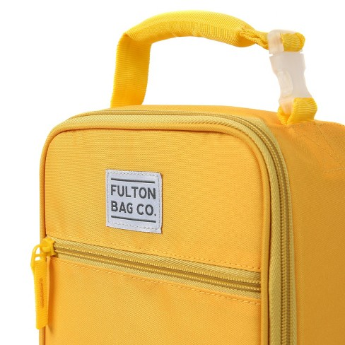 Fulton Bag Co  Lunch Bag - Golden Yellow