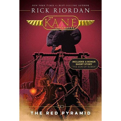 Red Pyramid -  New (Kane Chronicles) by Rick Riordan (Paperback)