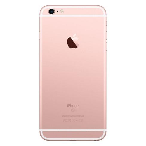 73e4f4efe Apple IPhone 6s Plus (GSM Unlocked) 64GB Smartphone - Rose Gold   Target