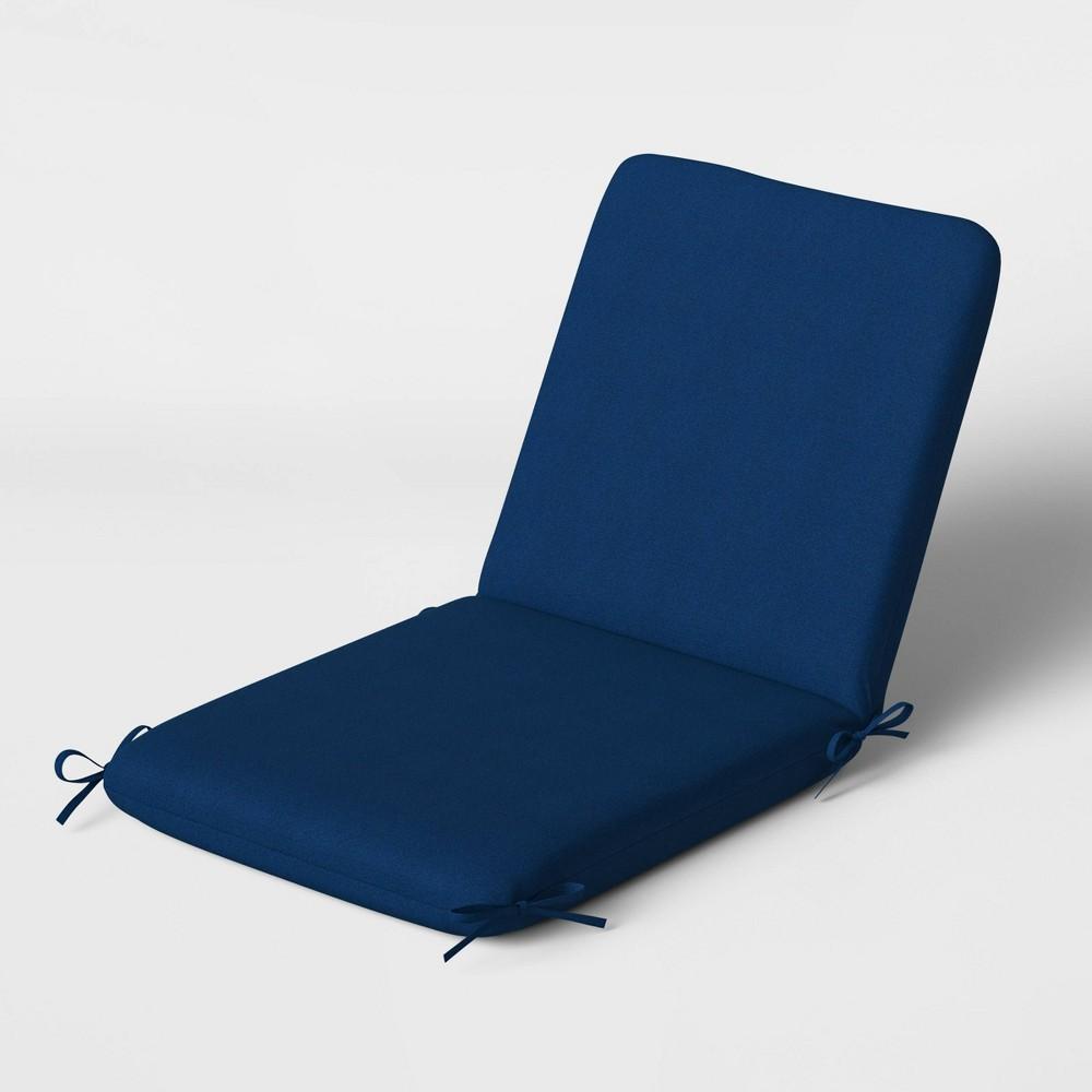 Outdoor Chair Cushion Navy Room Essentials 8482