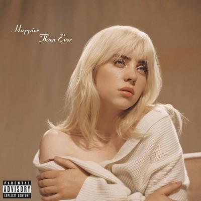 Billie Eilish - Happier Than Ever (EXPLICIT LYRICS) (CD)
