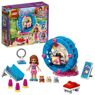 LEGO Friends Olivias Hamster Playground 41383
