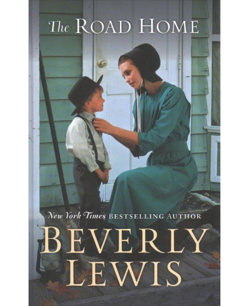 Road Home -  Large Print by Beverly Lewis (Hardcover) - image 1 of 1