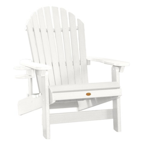 Excellent King Hamilton Folding Reclining Adirondack Chair With Easy Creativecarmelina Interior Chair Design Creativecarmelinacom
