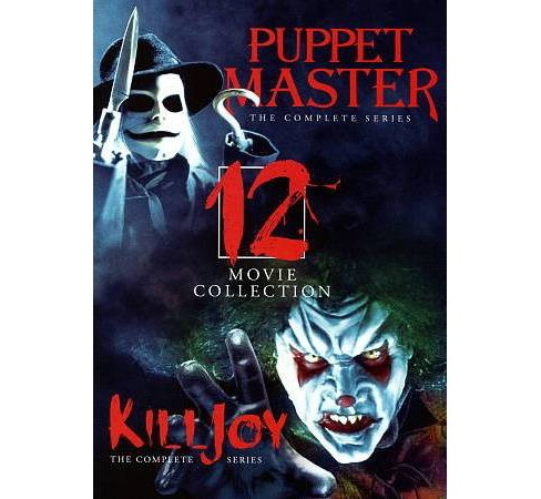 Killjoy & Puppet Master Complete Coll (DVD) - image 1 of 1