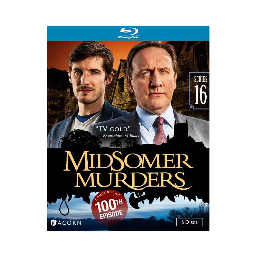 Midsomer Murders:Series 16 (Blu-ray)
