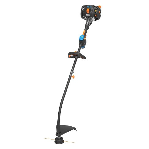 2-Cycle 26Cc NoPull Curved Fixed Shaft Trimmer - image 1 of 4