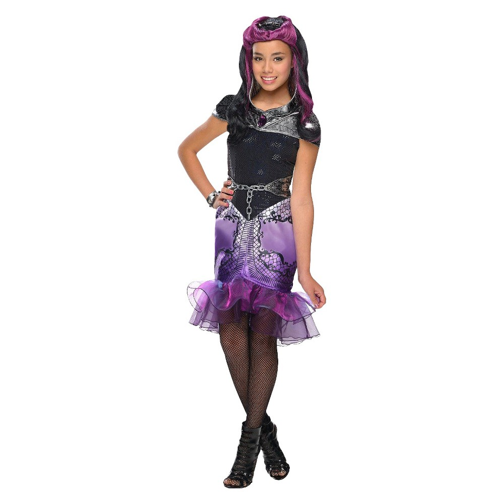 Ever After High Girls' Raven Queen Costume Medium (8-10), Size: M(8-10)