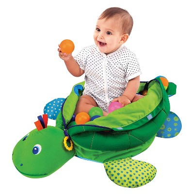 Melissa & Doug® Kids Turtle Ball Pit With 60 Balls