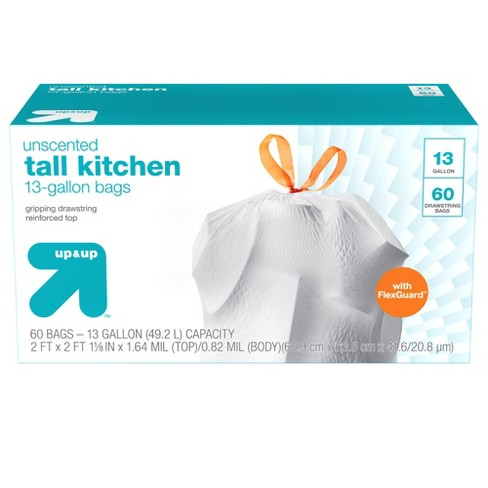 about this item - Tall Kitchen Trash Bags