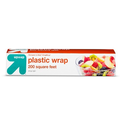 Plastic Wrap - 200 sq ft - Up&Up™