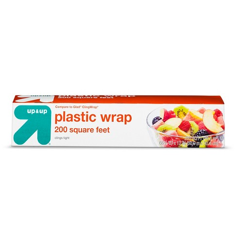 Plastic Wrap - 200 sq ft - Up&Up™ - image 1 of 1