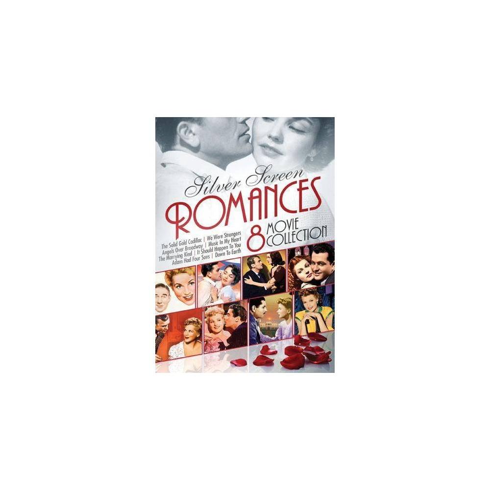 Silver Screen Romances Dvd