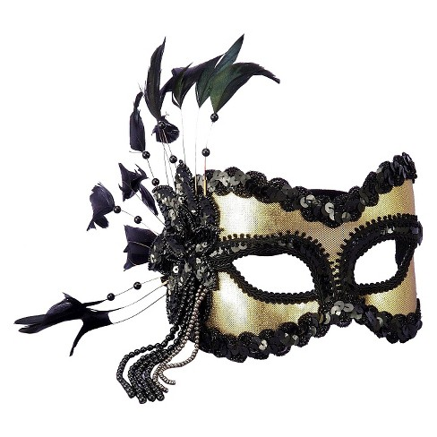 Women's Carnival Costume Mask - image 1 of 1