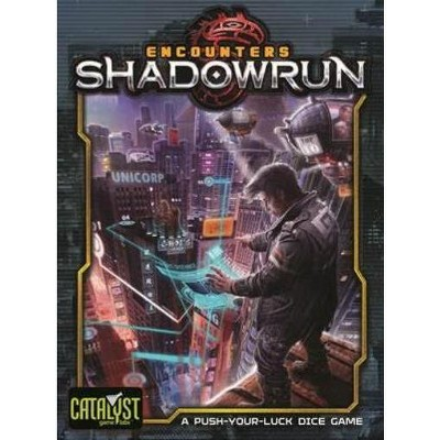 Encounters - Shadowrun Board Game