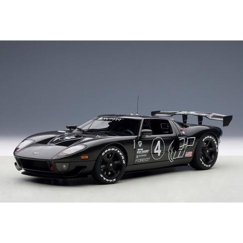 Ford Gt Lm Spec Ii Test Car Carbon Fiber Livery 1 18 Diecast Model