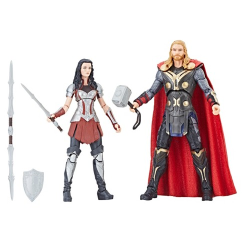 Marvel Studios: The First Ten Years Thor: The Dark World Thor and Sif - image 1 of 10