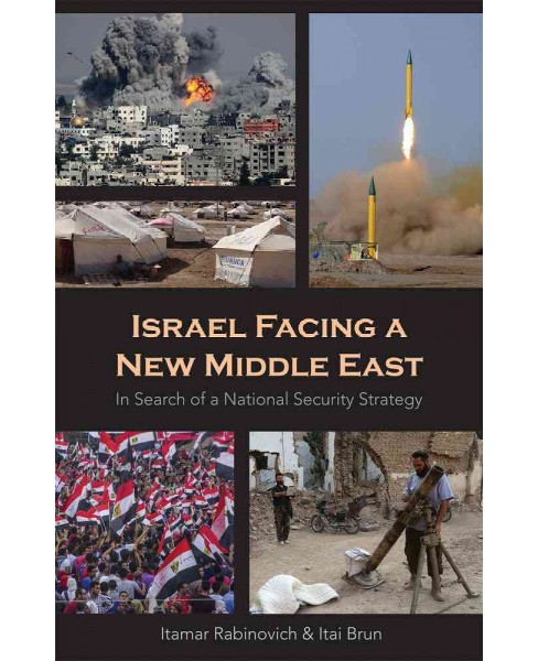 Israel Facing a New Middle East : In Search of a National Security Strategy (Hardcover) (Itamar - image 1 of 1