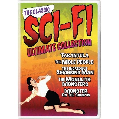 Classic Sci-Fi Ultimate Collection Volume 1 (DVD)(2016)