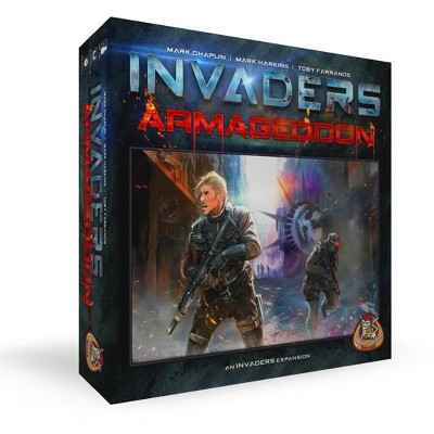 Invaders - Armageddon Board Game
