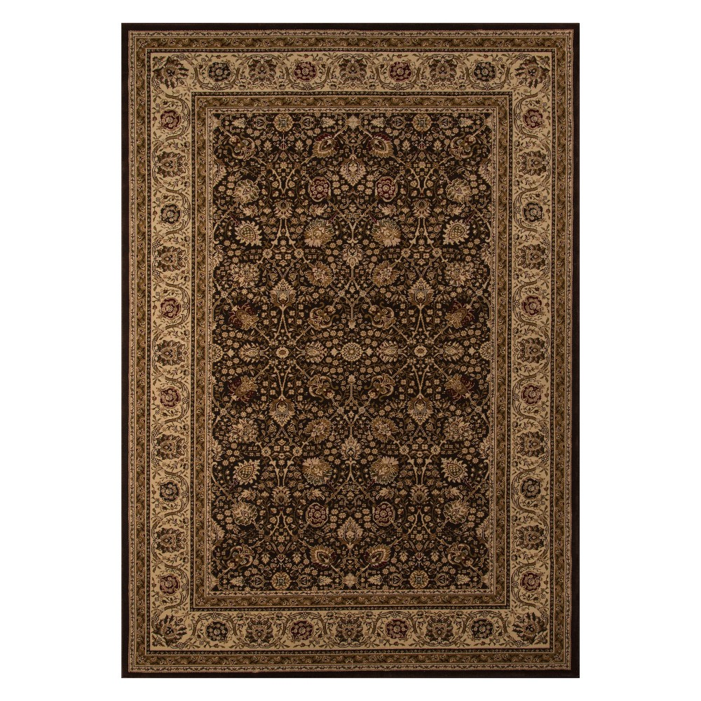 11'3X15' Holly Loomed Area Rug Brown - Momeni