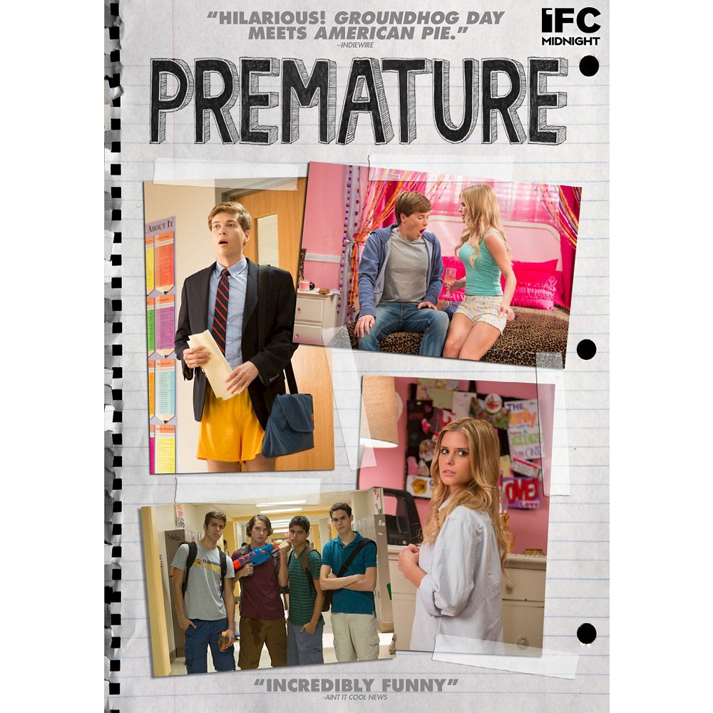 Premature (Dvd), Movies