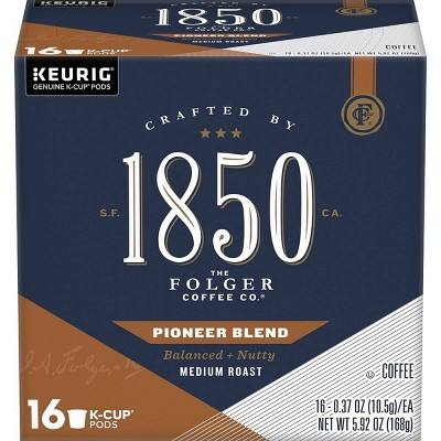 Coffee Pods: 1850