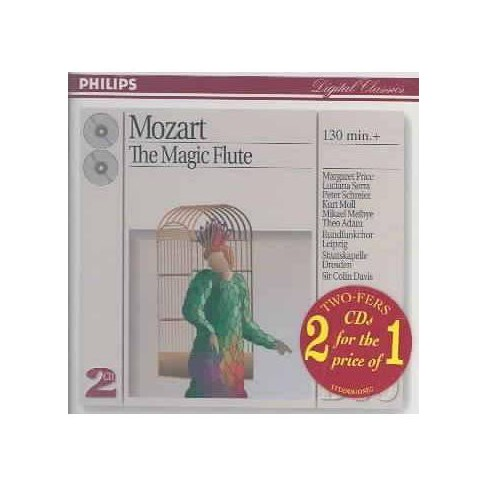 Keith Lowell Jensen - Mozart: Magic Flute (CD) - image 1 of 1