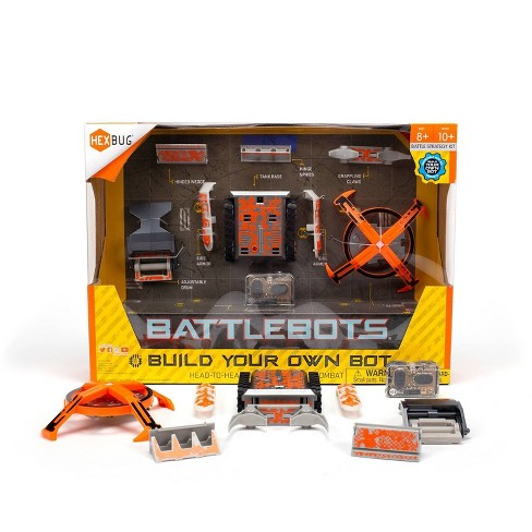 HEXBUG BattleBots Build Your Own - Tank Drive - image 1 of 4