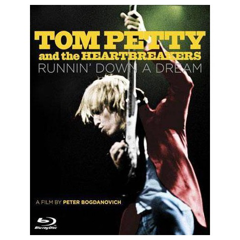 Tom Petty & Heartbreakers: Runnin' Down A Dream (Blu-ray) - image 1 of 1