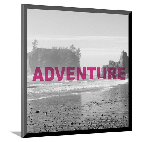 "Bold Adventures V by Laura Marshall Mounted Print 10""x11"" - Art.Com - image 1 of 2"