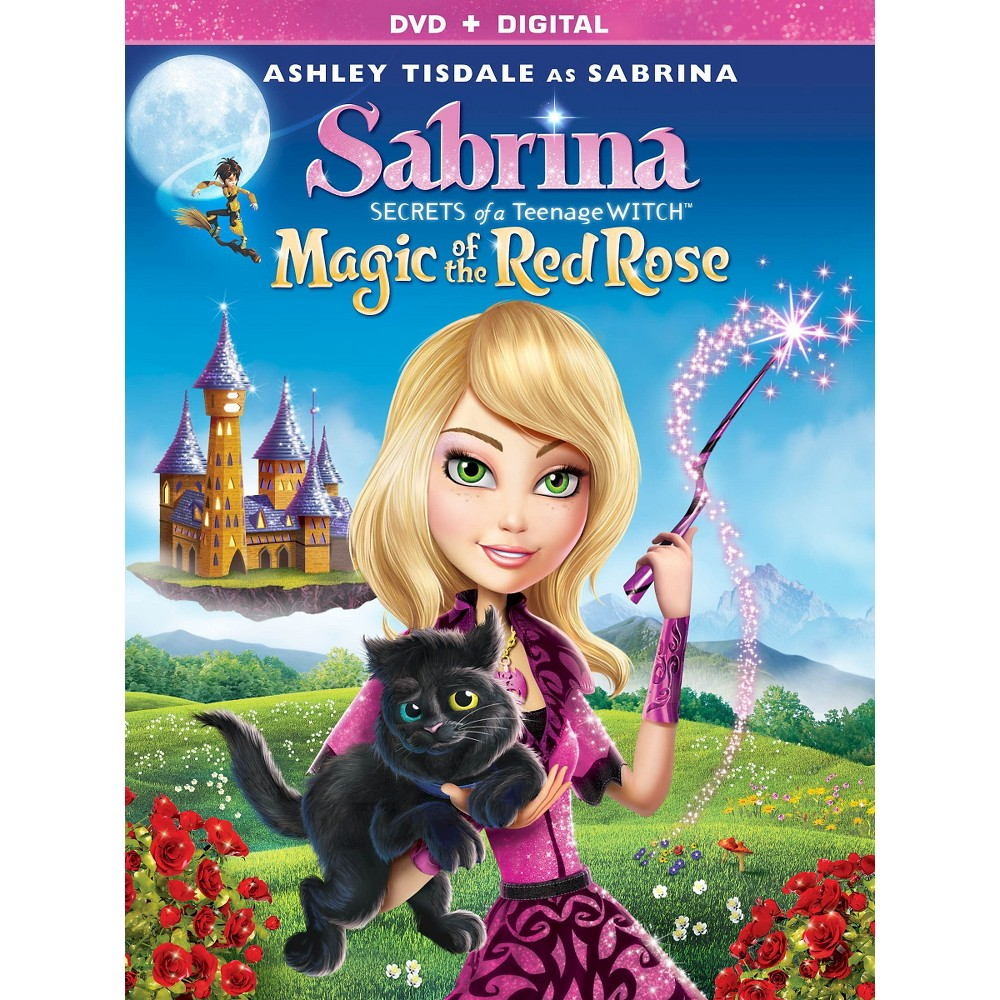 Sabrina: Secrets of a Teenage Witch - Magic of the Red Rose