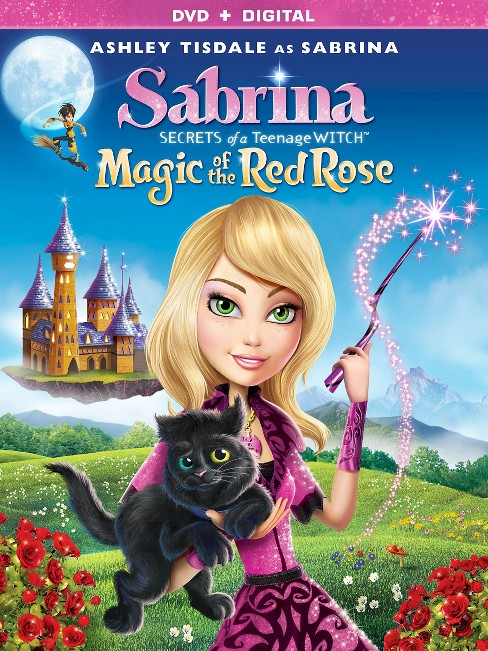 Sabrina: Secrets of a Teenage Witch - Magic of the Red Rose - image 1 of 1