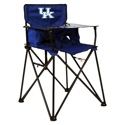 ciao! baby® University of Kentucky Wildcats Portable High Chair in Blue - image 1 of 1