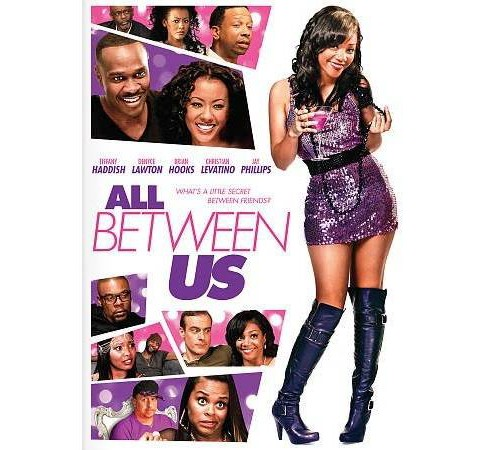 All Between Us (DVD) - image 1 of 1